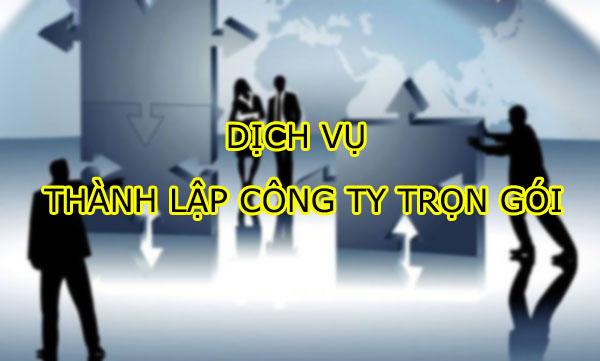 Thành lập công ty tại Thái Hòa