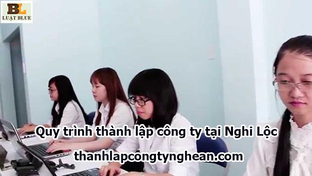 Quy trình thành lập công ty tại Nghi Lộc